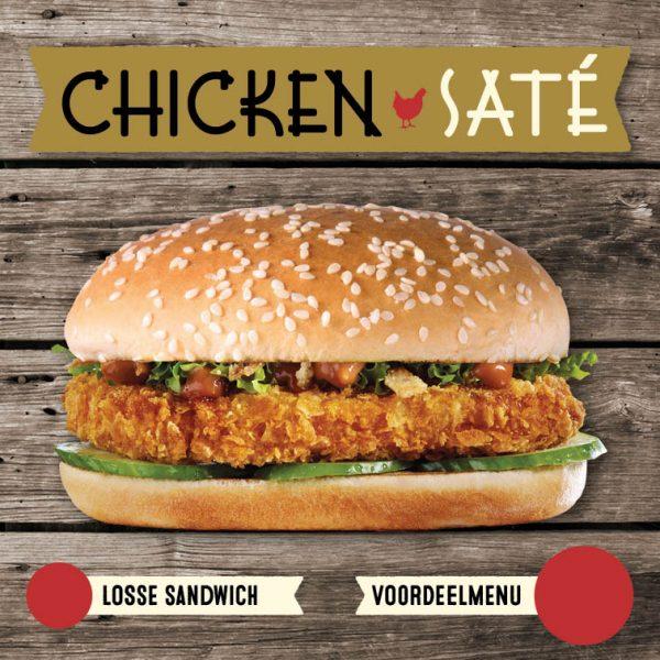 Chicken Saté