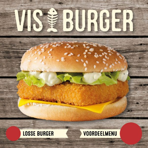 Vis Burger