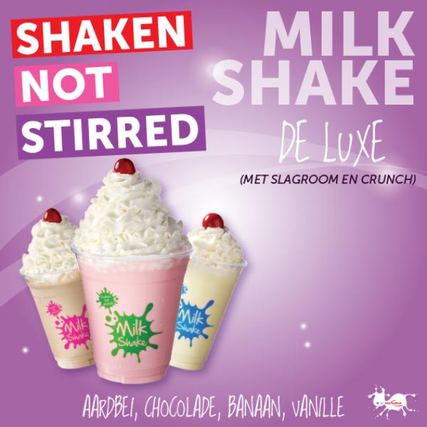 Milkshake De Luxe
