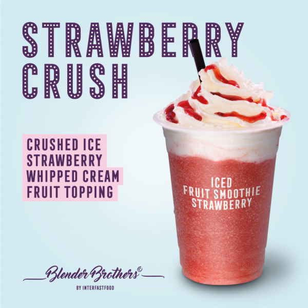 BB Strawberry Crush