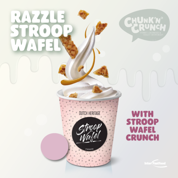 Chunk'n Crunch – Razzle Stroopwafel