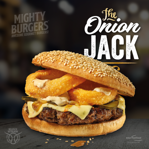 Mighty Burger – Onion Jack