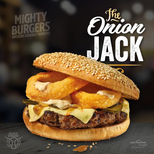 Mighty Burger – Onion Jack