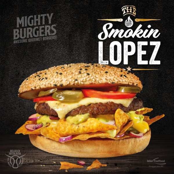 Mighty Burger – Smokin Lopez