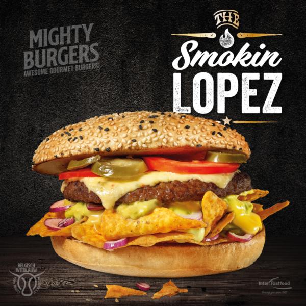 Mighty Burger – Smokin Lopez
